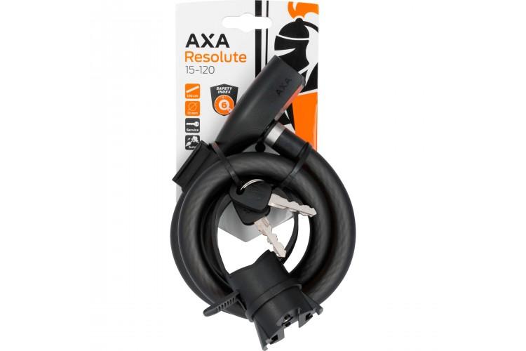 Axa Kabelslot Resolute 120/15