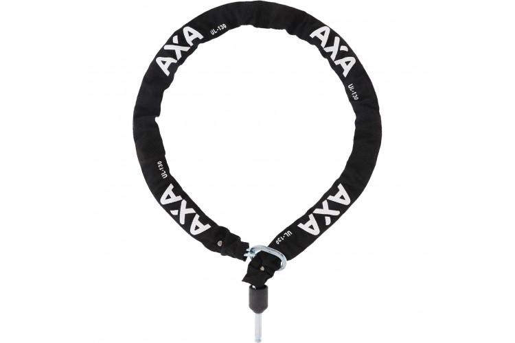 Axa insteekketting ULC 130 zwart
