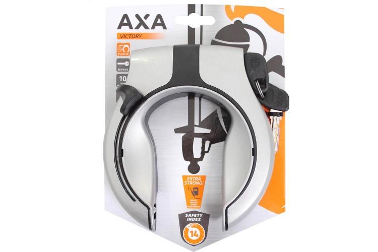 Axa ringslot Victory grijs