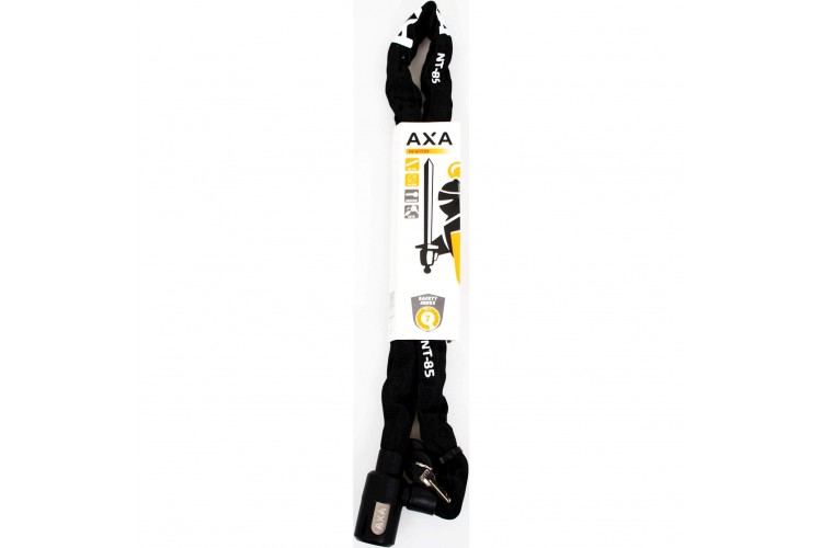 Axa kettingslot Newton NT 85/5,5 zwart
