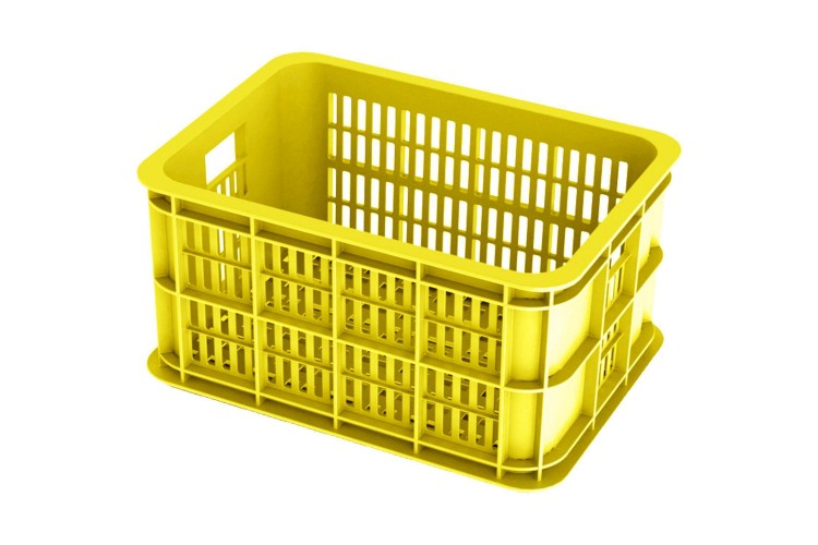 Basil Transportkrat Lemon Klein