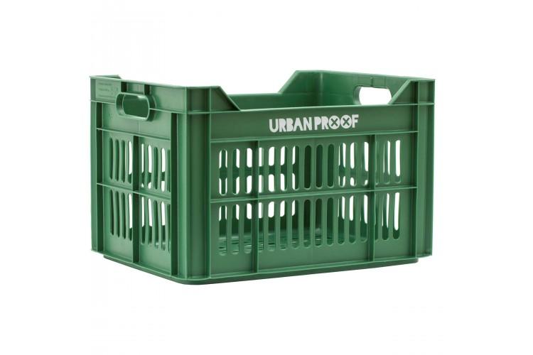 Urban Proof Fietskrat 30L Legergroen
