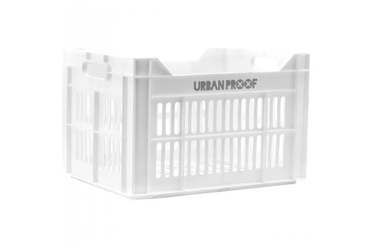 Urban Proof Fietskrat 30L Wit