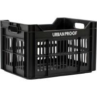 Urban Proof Fietskrat 30L Zwart