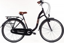 Altec Easy N3 Lage instapfiets bordeaux
