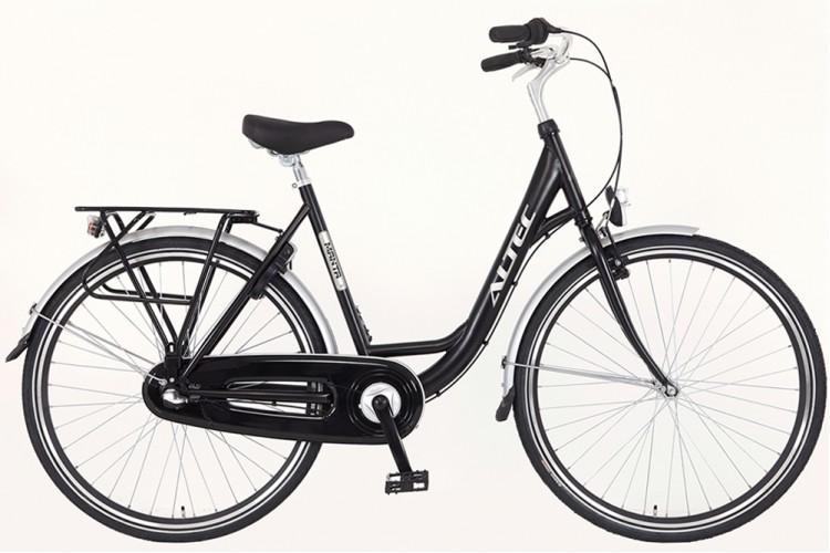 Altec Manta N3 Mat-Zwart 28 inch