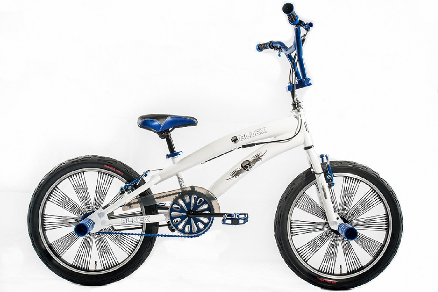 Wonderbaarlijk Crossfiets 20 inch BMX Altec Bluex | City-Bikes.nl GV-68