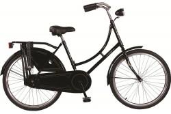 Altec Omafiets Basic Zwart 24 inch