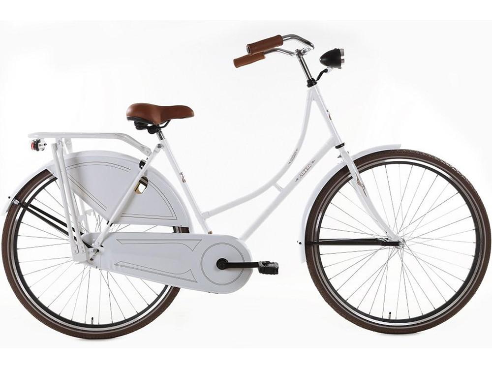 Altec London Omafiets Wit 28 Inch Omafietsen City Bikes Nl