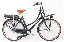 Altec E-bike Kratos N3 Mat-Zwart