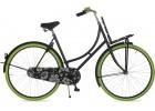 Avalon Opoe Transport mat-zwart Groen 28 inch
