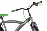 Spirit Alpha Jongensfiets Groen 26 Inch