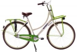 Spirit Bright N3 Groen Transportfiets 2016