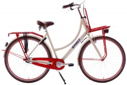 Spirit Bright N3 Rood Transportfiets 2016