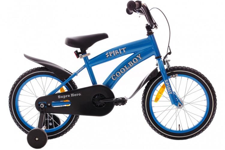 Spirit Coolboy blauw 16 Inch