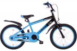 Spirit BMX Cross Jongensfiets blauw 18 Inch