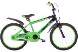 Spirit BMX Cross Jongensfiets groen 20 Inch