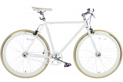 Spirit Fixed Gear Bike Wit 2016