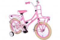Spirit Meisjesfiets Roze 14 inch