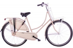 Spirit Omafiets Basic Plus Champagne-Wit 28 Inch