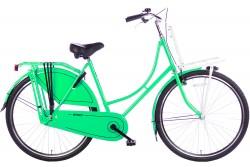 Spirit Omafiets Basic Plus Groen-Wit 28 Inch