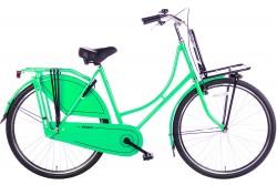 Spirit Omafiets Basic Plus Groen-Zwart 28 Inch