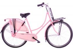 Spirit Omafiets Basic Plus Roze-Zwart 28 Inch