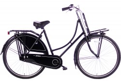 Spirit Omafiets Basic Plus Zwart 28 Inch