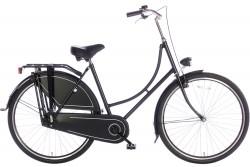 Spirit Omafiets Basic Mat-zwart 28 Inch