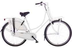 Spirit Omafiets Basic Plus Wit 28 Inch