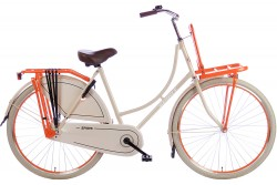 Spirit Omafiets Orange 28 Inch 2016