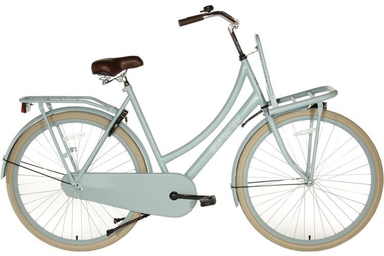Spirit Transportfiets dames Mint-Groen