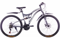 Spirit Mountain Grijs 26 Inch