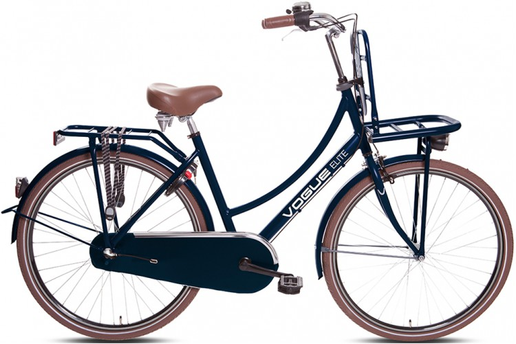 Vogue Elite Dames Transportfiets N3 Marine-Blauw 2018