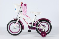 Yipeeh Heartbeat Cruiser Wit-Paars 12 inch