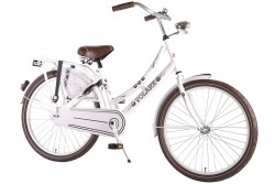 Volare Omafiets Wit 24 inch