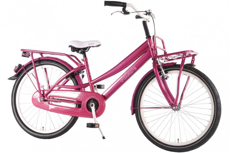 Volare Liberty Urban Rood-Roze 24 inch