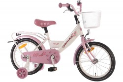 Volare Rose Wit-Roze 16 inch